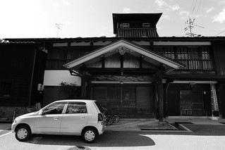 An old house | by Teruhide Tomori
