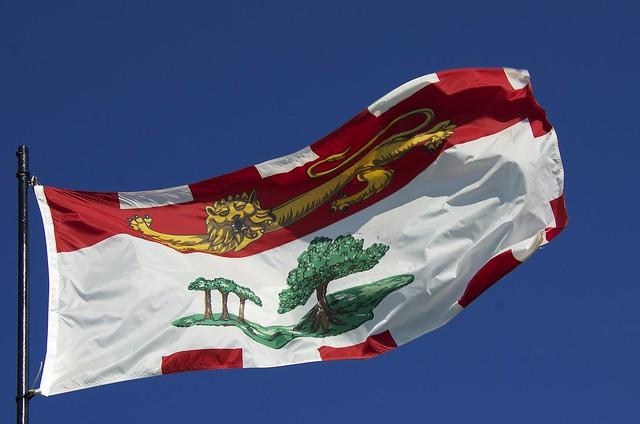prince edward island provincial flag flickr photo sharing