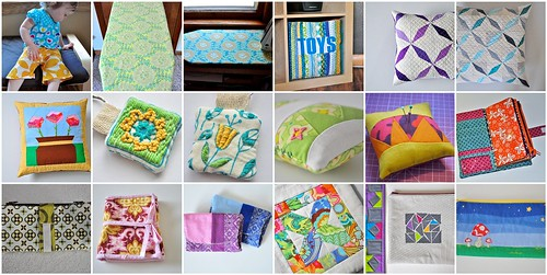 2012 - pillows, pouches and sewing | by Diane {from blank pages...}