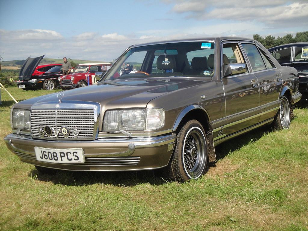 1992 mercedes benz 300se by goldscotland71