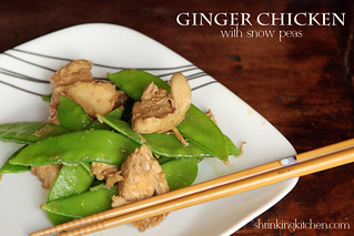 ginger-chicken | by **Lissa**