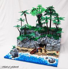 The Treasure Cave. (Main) by Mark of Falworth