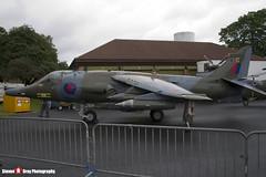 XW924 G - 712079 - Royal Air Force - Hawker Siddeley Harrier GR3 - Waddington - 070701 - Steven Gray - CRW_2911