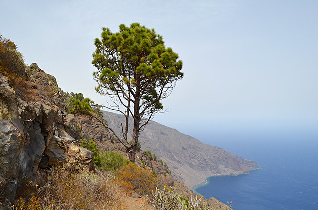 Above Las Playas, El Hierro, Canary Islands