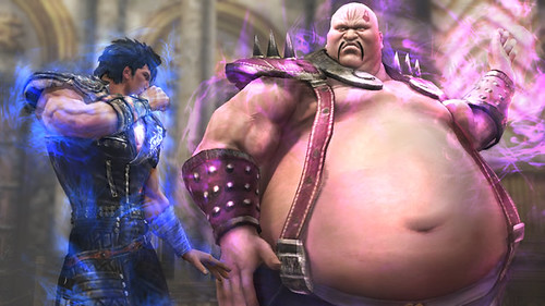 Hokotu No Ken - Fist of the North Star : Ken's Rage 2 - big one