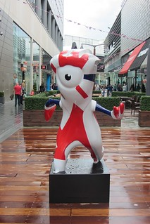 Mandeville, the Paralympic mascot | by cdb41