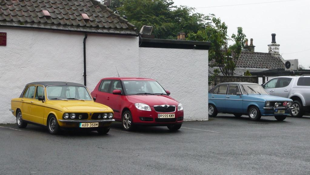 Scottish Classic Car Shows