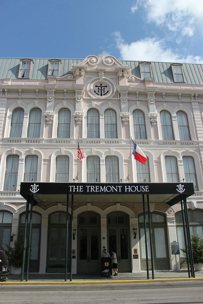 Tremont House Wyndham Grand Hotel Galveston