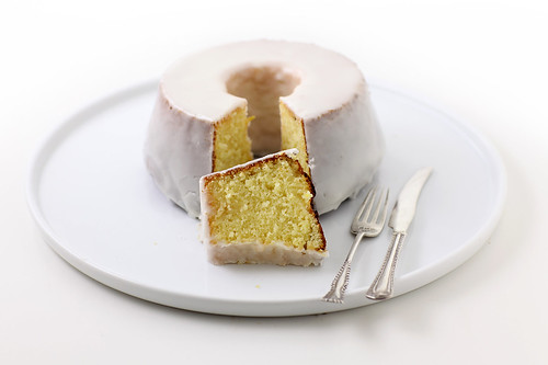 Lemon pound cake | by AngelaBax