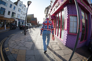 Olympic Flame visits Brighton_07 | by a roving eye