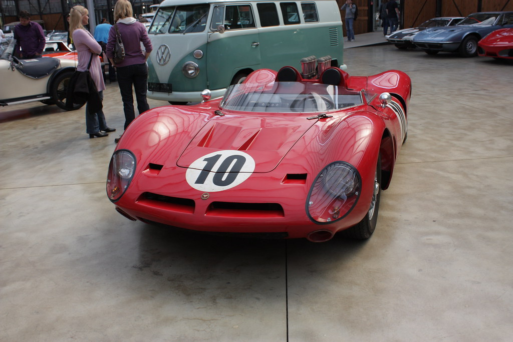 Bizzarrini P578 Classic Remise Dusseldorf Andy Bb Flickr