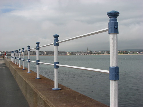 Weymouth Railings | by TimBurnsArt