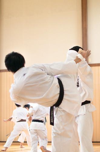 Campamento Karate 2012 空手合宿