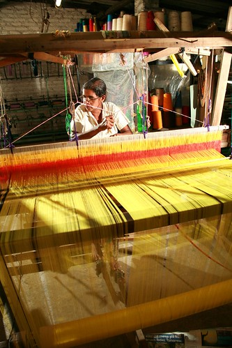 weaving | by ILO in Asia and the Pacific