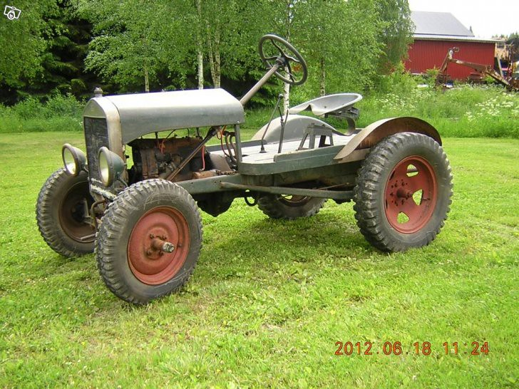 Doodlebug Model A Craigslist Autos Post
