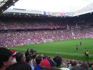 74-Olympics - Japan v Egypt@ Old Trafford | by LeamDavid