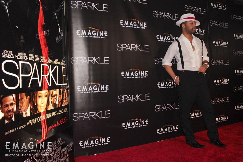 Sparkle Premiere at Emagine Royal Oak | Jordin Sparks, Areth