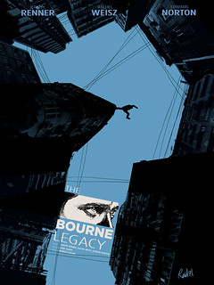 The Bourne Legacy | by Raid71