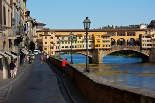 Ponte Vecchio | by Natalia Romay Photography