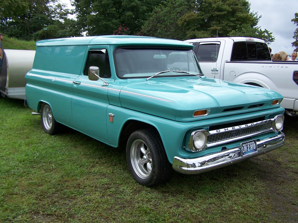 1965 Chevy truck c10 Chevrolet Pick up  Just Cruising