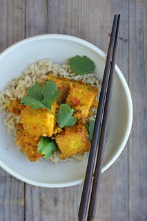 chilli tofu | by My Darling Lemon Thyme
