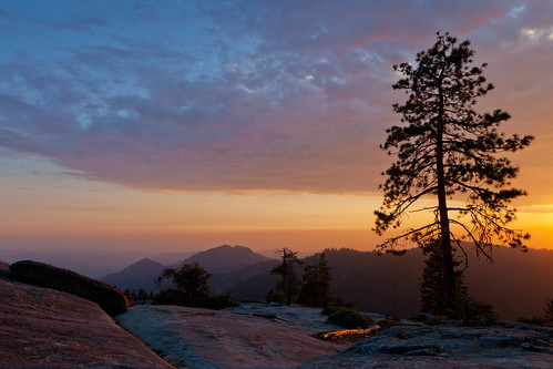 Beetle Rock Sunset #1, Sequoia National Park | by flatworldsedge