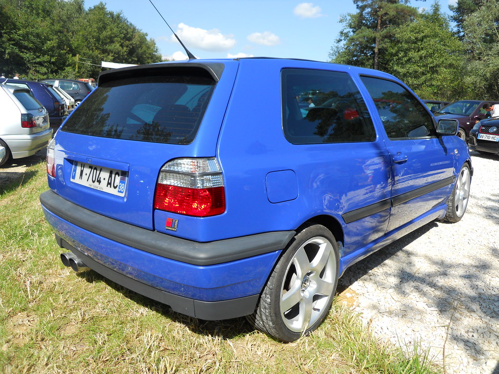 Volkswagen Golf Mk3 Vr6 Comments Are Welcome Flickr