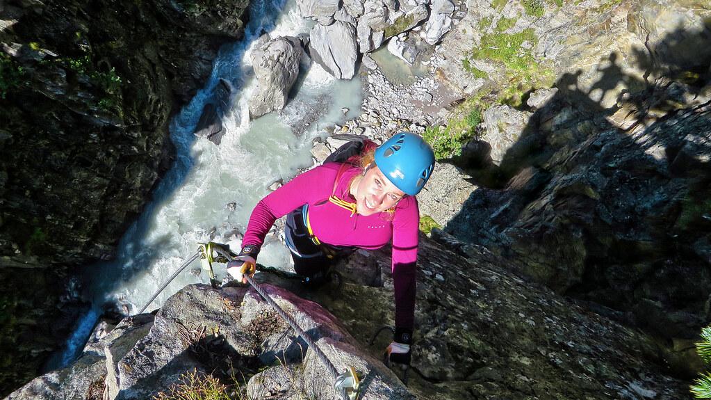 Klettersteig Obergurgl : Io i ik zirmwald klettersteig obergurgl tirol austu flickr