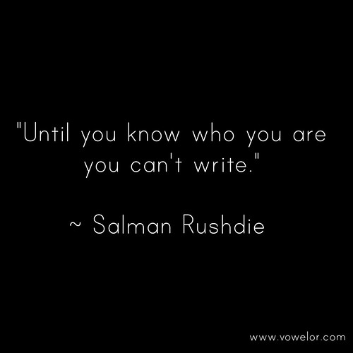 Until you know who you are you can't write. 19 Best Quotes to Inspire the Writer in You