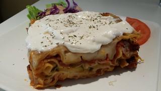 Lasagne from Loving Hut