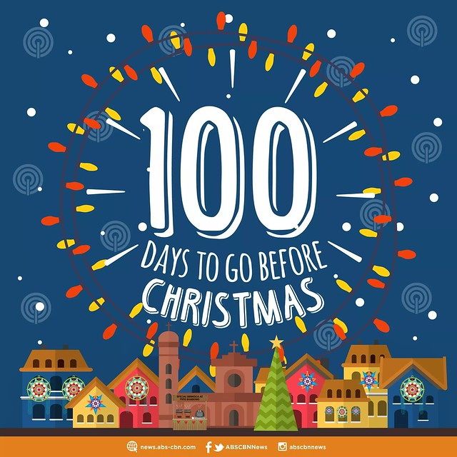 100 Days Before Christmas | Christmas Countdown