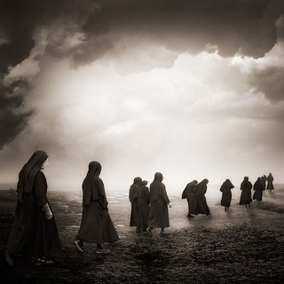 Release of nuns | by yves.lecoq