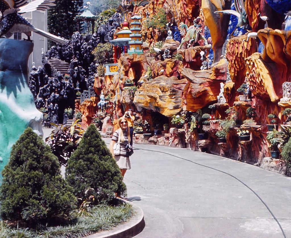Hong Kong Tiger Balm Garden Me 23 June 1971 Flickr