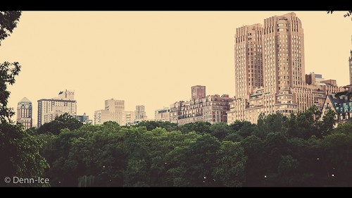 Central Park View | by Denn-Ice