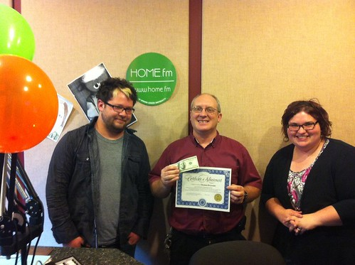 Love Your Community Award Recipient | by homefm