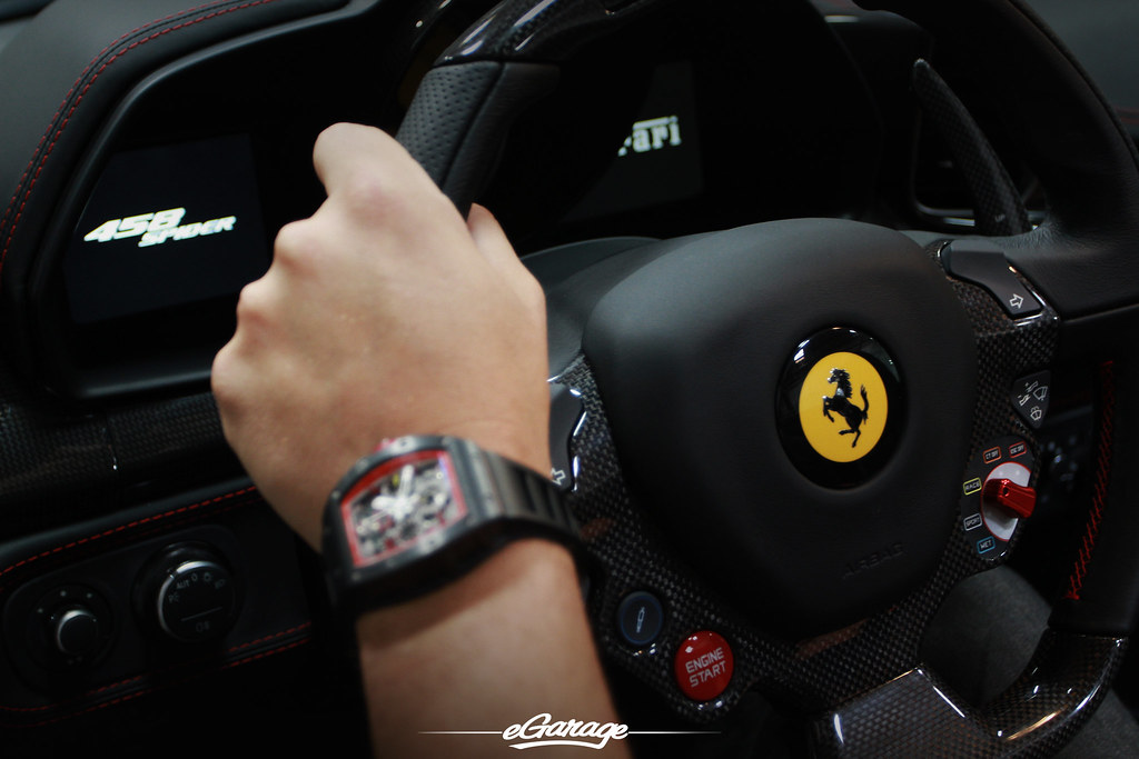 Richard Mille Ferrari