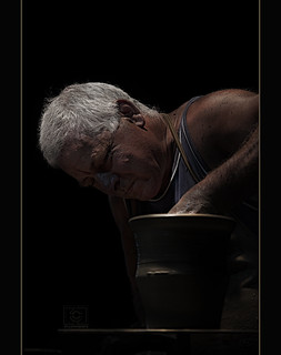 ¤Vasaio [portrait] the potter | by paolo paccagnella