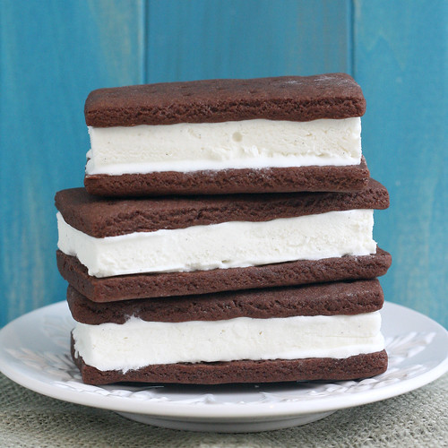 Classic Ice Cream Sandwiches | by Tracey's Culinary Adventures