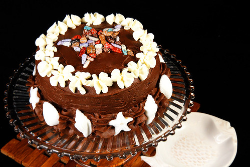 Starfish Birthday Cake | by IrishMomLuvs2Bake