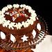 Starfish Birthday Cake