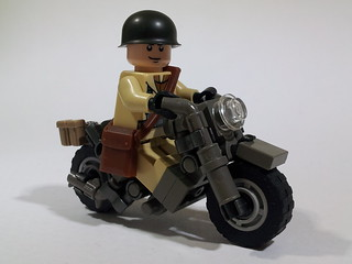 Indian 841 US Motorbike WW2 | by Project Azazel