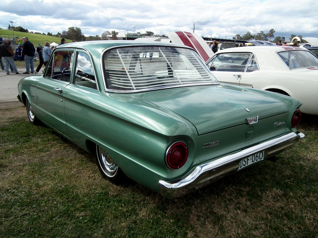 1960 Ford Falcon Sedan 1960 Ford Falcon Two Door Sedan