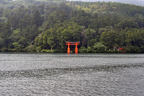 Lake Ashi Hakone Japan | by Araiguma Rascal