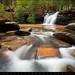 Upstate SC Watertfall Photography - Flow
