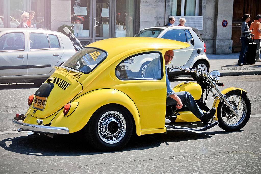 Volkswagen Beetle K 228 Fer Trike Volkswagen Beetle K 228 Fer