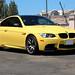 E92-M3-Yellow