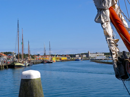 West-Terschelling harbor | by Frans Schmit