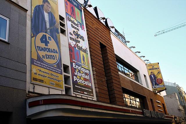 Teatro f garo adolfo marsillach calle doctor cortezo for Teatro figaro adolfo marsillach