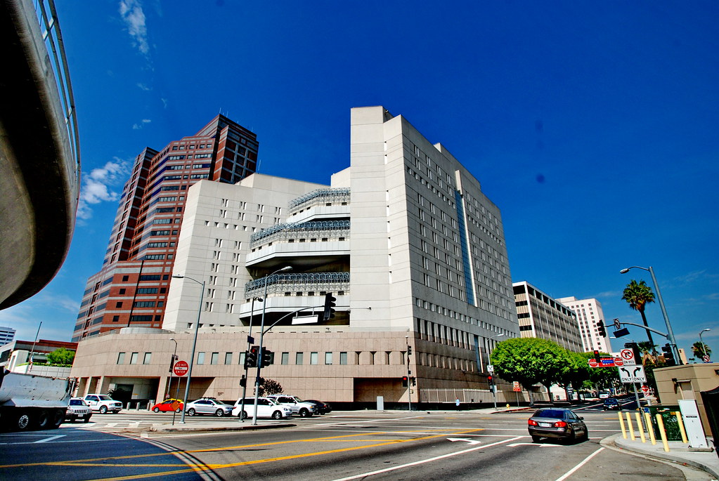 los angeles metropolitan detention center  ellerbe becket