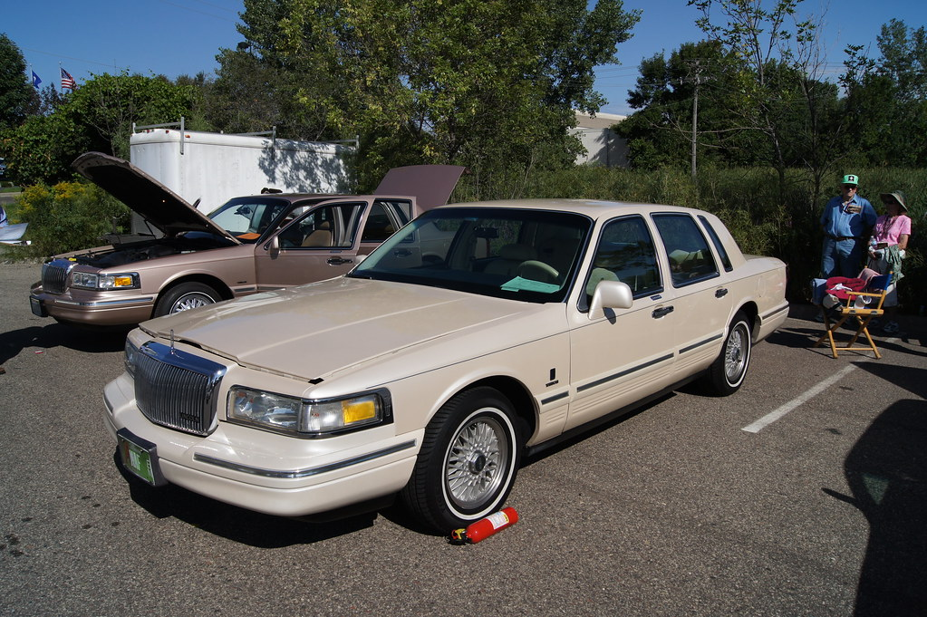 96 Lincoln Town Car Lincoln Amp Continental Owners Club